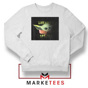 Baby Yoda Unknown Species Sweater
