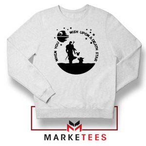 Baby Yoda and The Mandalorian Sweatshirt
