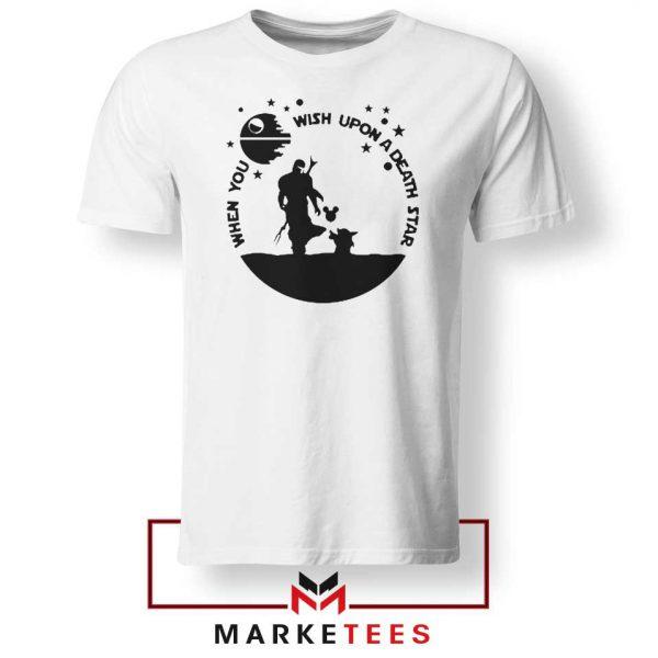 Baby Yoda and The Mandalorian Tee Shirt