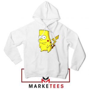Bart Pikachu Simpson Hoodie