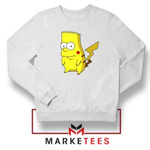 Bart Pikachu Sweater