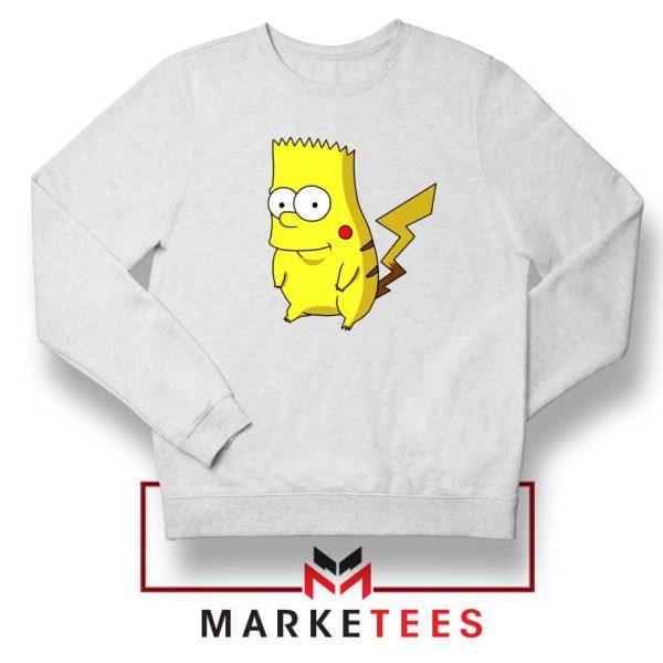 Bart Pikachu Sweater