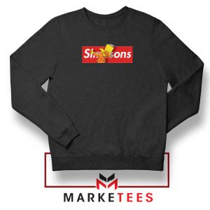 Bart Simpson Dub Brand Sweater