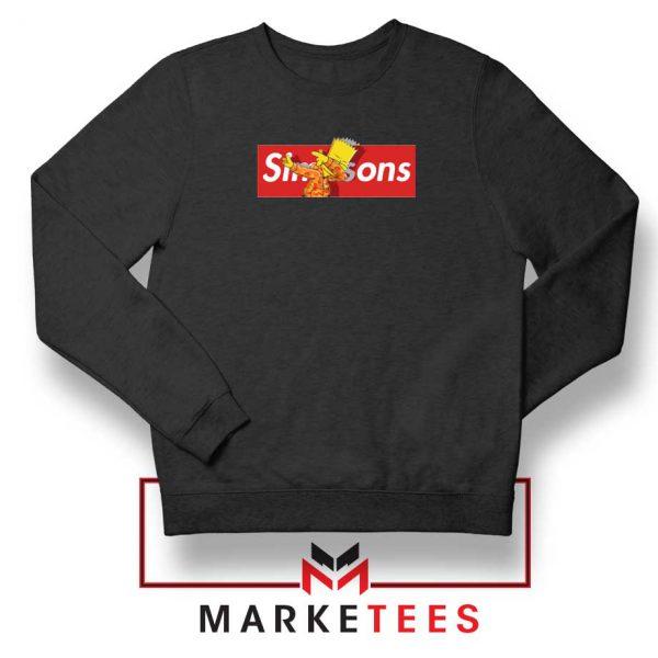 Bart Simpson Dub Brand Sweater