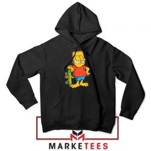 Bart Simpson Garfield Hoodie