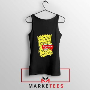 Bart Simpson Supreme Tank Top