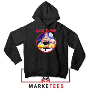 Bart Tyson Hoodie The Simpsons
