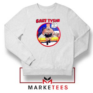 Bart Tyson Sweater The Simpsons