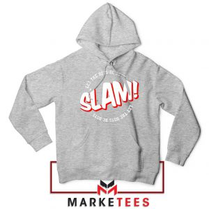 Basketball Quote Sport Grey Hoodie