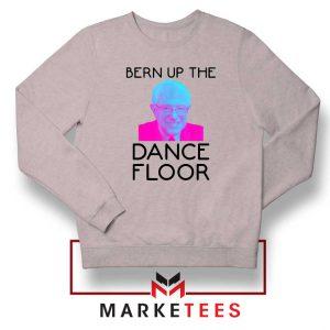 Bern Up The Dance Floor Sport Grey Sweater