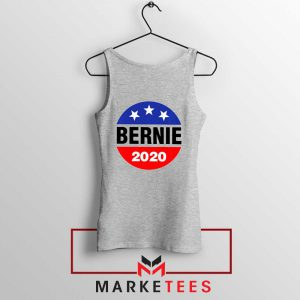 Bernie For President Sport Grey Tank Top