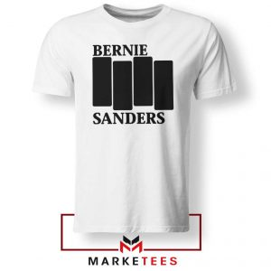 Bernie Sanders Black Flag Tee Shirt