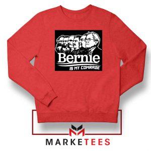 Bernie Sanders Communist Red Sweatshirt
