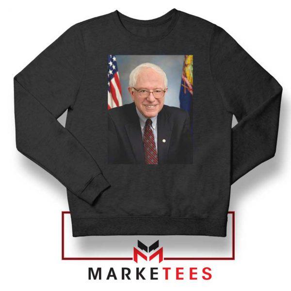 Bernie Sanders Senator Black Sweater