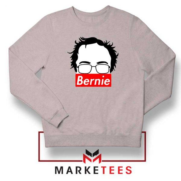 Bernie Silhouette Supreme Grey Sweater