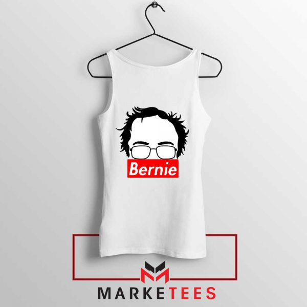 Bernie Silhouette Supreme Tank Top