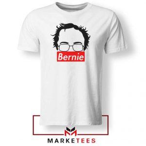Bernie Silhouette Supreme Tee Shirt