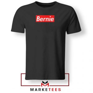 Bernie Supreme Parody Tee Shirt