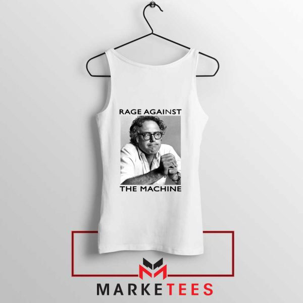 Bernies Rage Agaist The Machine Tank Top