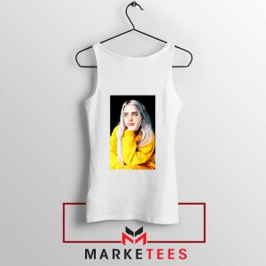 Billie Eilish 90s Vintage Tank Top