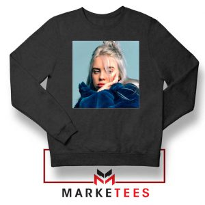 Billie Eilish American Artist Black Sweatshirt