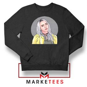 Billie Eilish Art Design Sweatshirt