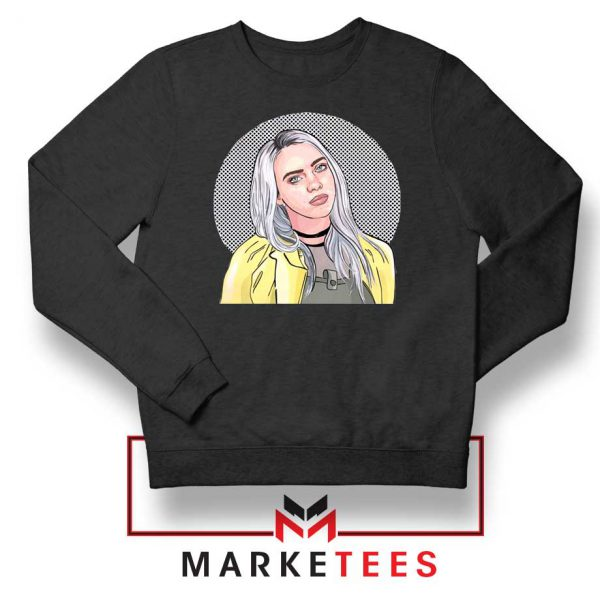 Billie Eilish Art Design Sweatshirt