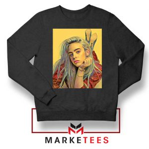 Billie Eilish Artist Music Sweater