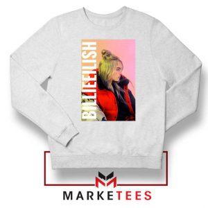 Billie Eilish Artist Poster Sweater
