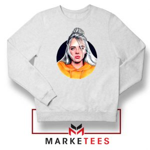 Billie Eilish Hip Hop Singer Sweater