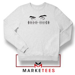 Billie Eilish Women Singer Sweater