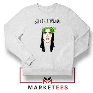 Billie Eyelash Sweatshirt