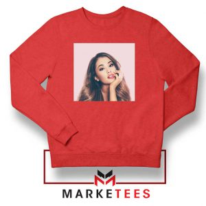 Buy Ariana Grande Posters Red Sweater