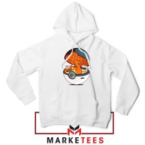 Buy Charmander Video Game Hoodie
