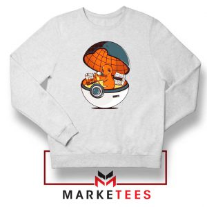 Buy Charmander Video Game Sweatshirt