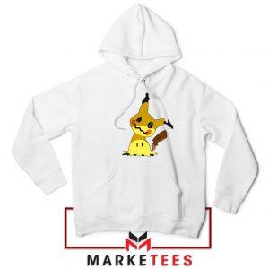 Buy Cute Pikachu Mimikyu Hoodie