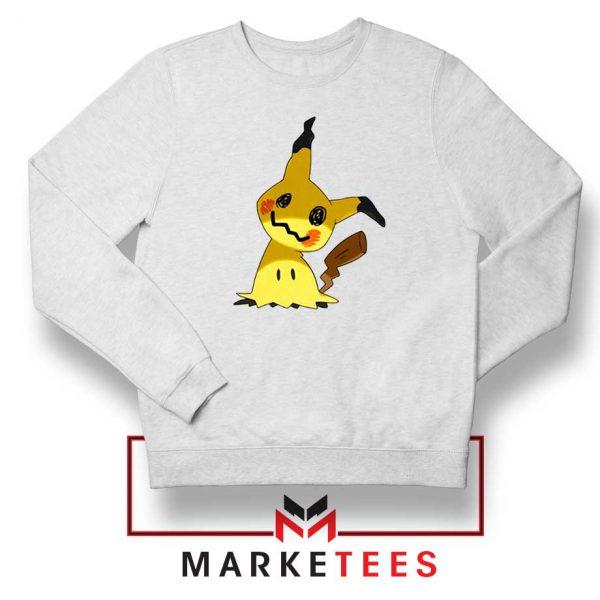 Buy Cute Pikachu Mimikyu Sweater