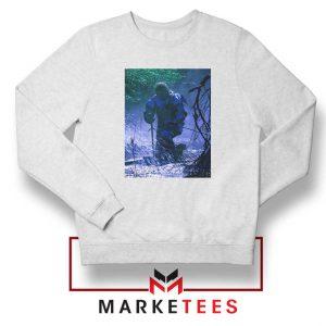 Circles Kneeling Post Malone Sweatshirt