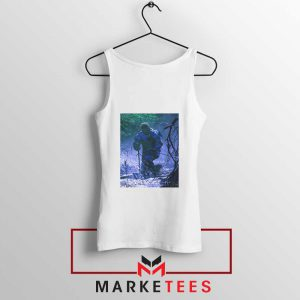 Circles Kneeling Post Malone Tank Top