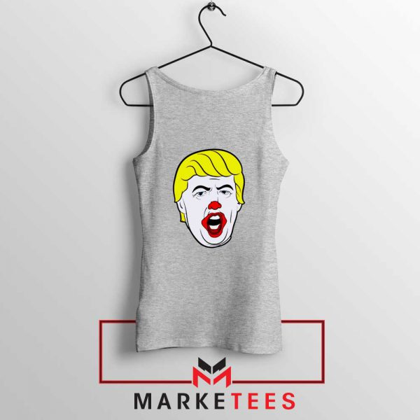 Donald Trump Clown Tank Top