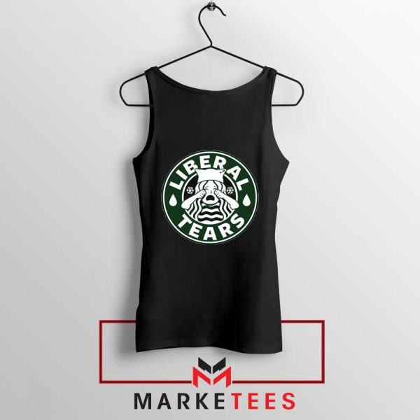 Funny Liberal Tears Tank Top