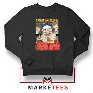Home Malone Black Sweater