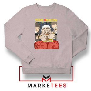 Home Malone Grey Sweater
