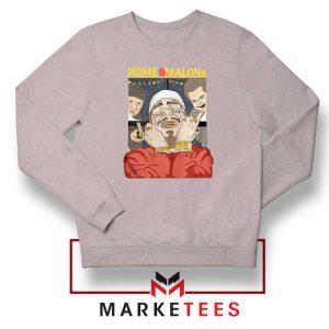 Home Malone Grey Sweater