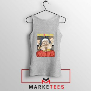 Home Malone Grey Tank Top