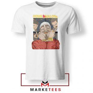 Home Malone White Tee Shirt