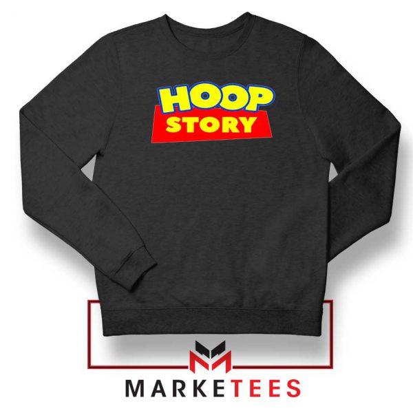 Hoop Story Basketball Sweatshirt