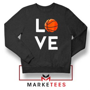 I Love Basketball Sweater