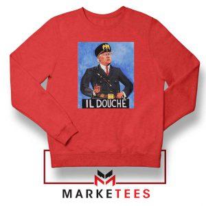 IL Douche Donald Trump Red Sweater