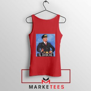 IL Douche Donald Trump Red Tank Top